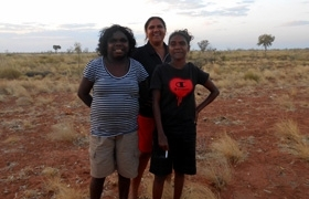 Photo of aboriginal women